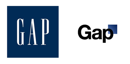 Gap Logo Fail
